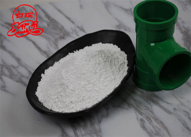 Plastic Mill Grade Light Calcium Carbonate With Pallets Packing 0.015% HCl Insoluble